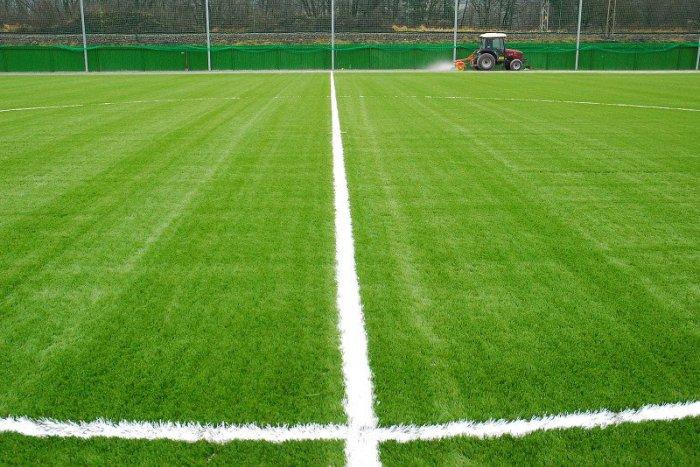 e22320592 Ilustračný obrázok k článku Mesto sa uchádza o dotáciu: Futbalové ihrisko  chce zavlažovať dažďovou vodou